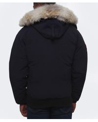 Canada Goose - Blue Chilliwack Bomber Jacket for Men - Lyst
