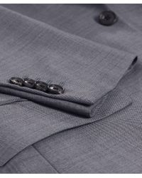 Paul Smith - Blue Tailored Fit Three Piece Wool Suit for Men - Lyst