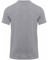 Paul Smith - Gray Zebra Paint By Numbers T-shirt for Men - Lyst
