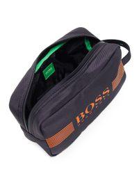 BOSS - Multicolor Pixel Wash Bag for Men - Lyst