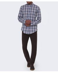 Hackett | Brown Moleskin Jeans for Men | Lyst