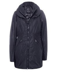 Creenstone - Black Ezella Padded Coat - Lyst