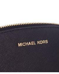 MICHAEL Michael Kors - Black Alex Travel Pouch - Lyst