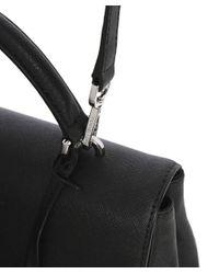 MICHAEL Michael Kors   Black Ava Medium Satchel Bag   Lyst