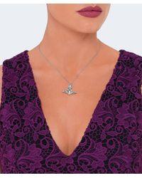 Vivienne Westwood - Multicolor Astrid Pendant Necklace - Lyst