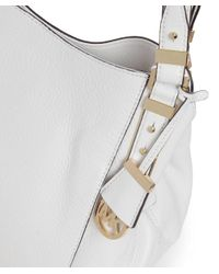 MICHAEL Michael Kors | White Bowery Large Shopper Bag | Lyst