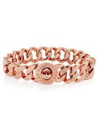 Marc Jacobs | Pink Katie Turnlock Bracelet | Lyst
