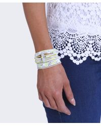 Hipanema - White Limon Brazilian Bracelet - Lyst