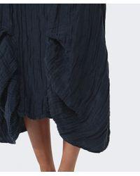 Grizas - Orange Oriental Silk Skirt - Lyst