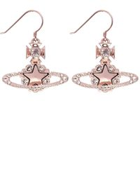 Vivienne Westwood - Multicolor Astrid Earrings - Lyst