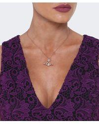 Vivienne Westwood - Metallic Astrid Pendant Necklace - Lyst