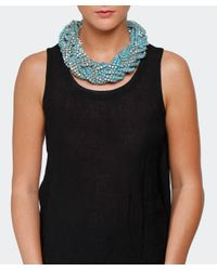Jianhui | Metallic Ten Strand Multiway Necklace | Lyst