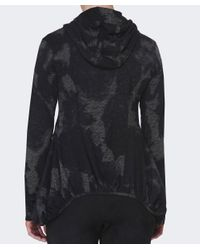 Rundholz - Black Hooded Sports Jacket - Lyst