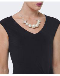Vivienne Westwood - White Jordan Short Necklace - Lyst