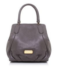 Marc Jacobs - Gray New Q Fran Tote Bag - Lyst