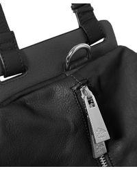 Charlotte Pelletteria - Black Leather Elite Shopper Bag - Lyst