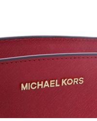 MICHAEL Michael Kors | Red Selma Mini Crossbody Bag | Lyst
