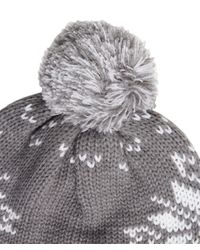 Penfield - Gray Dumont Bobble Hat for Men - Lyst