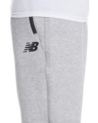 New Balance - Gray The Sport Style Joggers In Athletic Grey for Men - Lyst