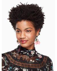 Kate Spade - Multicolor Vibrant Life Linear Earrings - Lyst