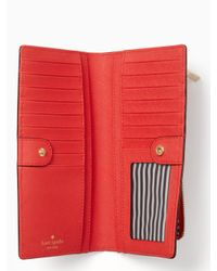 Kate Spade - Red Cameron Street Large Stacy - Lyst