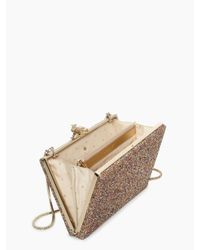 Kate Spade - Multicolor I Kissed A Frog Multi Clutch - Lyst