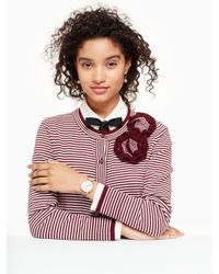 Kate Spade | Metallic Calm Cool Collected Metro Watch | Lyst