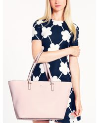 kate spade new york - Pink Cedar Street Medium Harmony - Lyst