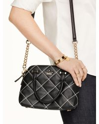 kate spade new york - Black Emerson Place Small Maise - Lyst