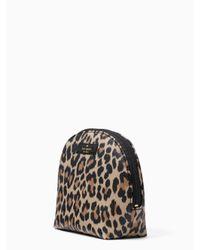 Kate Spade - Black Shore Street Leopard Keri - Lyst