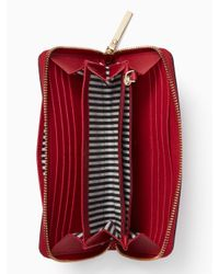 Kate Spade - Red Cameron Street Lacey - Lyst