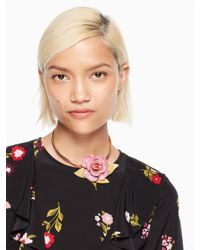 Kate Spade - Multicolor Toast Of The Town Collar - Lyst