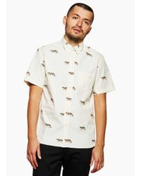 La Paz - Multicolor Alegre Printed Shirt Leopard for Men - Lyst