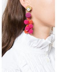 Lizzie Fortunato - Multicolor Hanging Drop Earring - Lyst