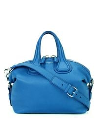 Givenchy | Blue Small Nightingale Tote Bag | Lyst