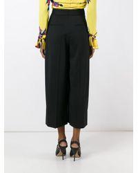 Proenza Schouler - Black Tailored Culottes - Lyst