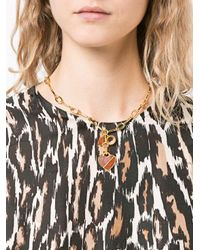 Lizzie Fortunato - Multicolor Honeymoon Charm Necklace - Lyst