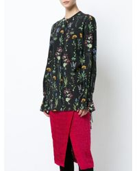 Altuzarra - Multicolor Christina Silk Shirt - Lyst