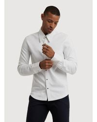 Kit and Ace - White Klein Button Up for Men - Lyst