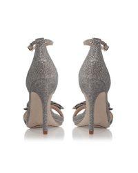 Vince Camuto - Metallic Rizma High Heel Sandals - Lyst