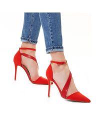 Miss Kg - Red Arielle Sandals - Lyst