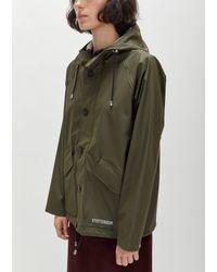 Stutterheim - Green Stenhamra Short Jacket - Lyst