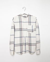 Isabel Marant - Multicolor Travy Check Shirt - Lyst