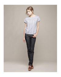 A.P.C. - Multicolor 80s T-shirt Top - Lyst