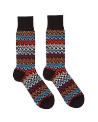 Henrik Vibskov - Multicolor Judith Socks for Men - Lyst