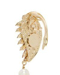 Anton Heunis - Multicolor 'nnl3.03' Swarovski Crystal Swan Pearl Drop Earrings - Lyst