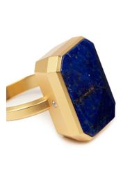 Ringly | Blue 'out To Sea' Lapis Activity Tracking Ring | Lyst