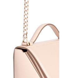 Givenchy - Multicolor 'pandora Box' Saffiano Patent Leather Bag - Lyst