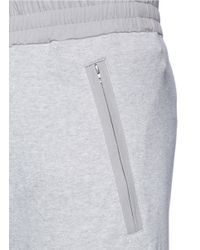 Acne Studios - Gray 'johna' Zip Pocket Jogging Pants for Men - Lyst