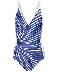 La Perla | Blue Beach Wrap | Lyst
